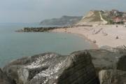 West Bay: west beach