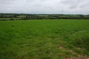 Farmland to the east of Roborough
