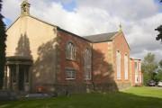 St Mary's RC Church, Fernyhalgh, Broughton