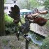 Wirksworth - Babington House Garden