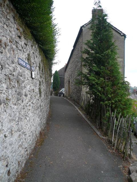 Wirksworth - Bowling Green Lane