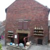 Wirksworth - View of local Potter's Workshop