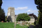 St. Nicholas Church, Radstock, Somerset
