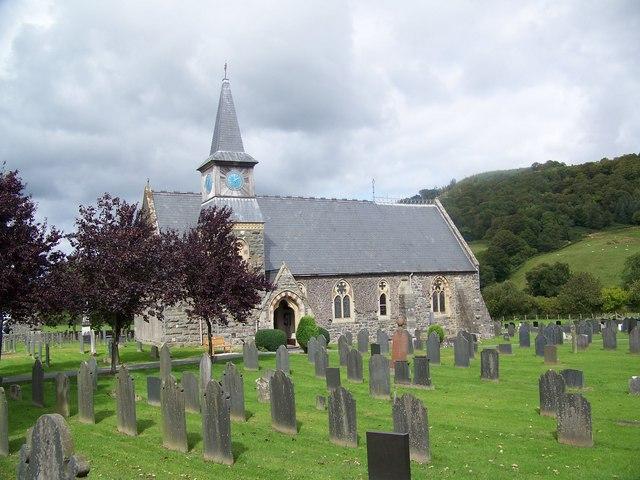 St John the Baptist Church, Carno