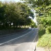 View of A632 (Matlock Road)