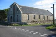 Old church at Barrock