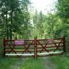 Entrance to Ravensgill Plantation