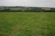 Farmland to the east of Beaford