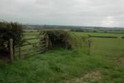 Farmland to the south of Burrington Moor