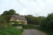Legg's Bridge at the bottom of Abbot's Hill