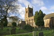 Holy Trinity Church Eccleshall