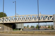 Railway bridge Doncaster.