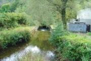 View from Leeham Ford Bridge