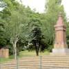 Mexborough war memorial.