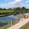River Wye at Hampton Bishop
