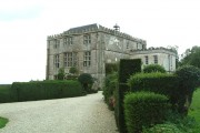 Newark Park from its drive