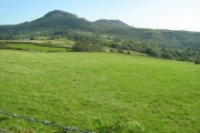 Farmland near St Michael's Church, Treflys