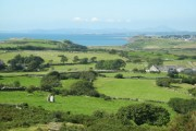 Farmland near Ty Mawr