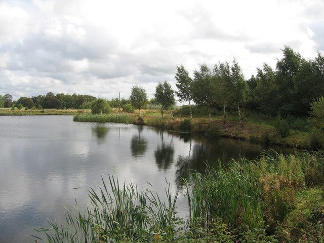 Floshend Loch.