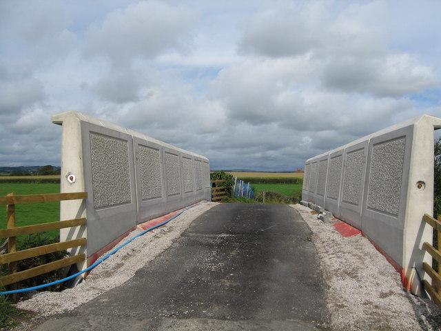New Railway Bridge.