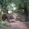 Footbridge north of Mathon