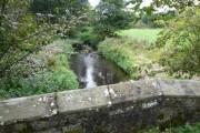 River Amber - Footbridge View