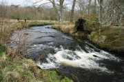 White water on the River Sorn