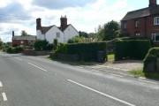 Walford Heath main street