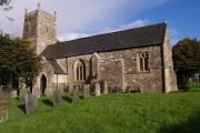 St Michael's church, Meeth