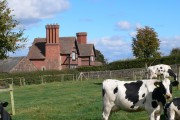 Balderton Hall farm