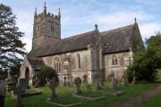 St James the Less church, Huish