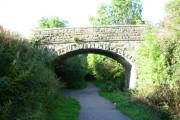 bridge adjoining Camerton Road