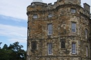 North Tower, Palace of Holyrood House