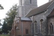 All Saints, Great Ashfield