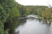 River Annan near Dalton