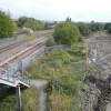 Staveley Bypass viewed from Hartington Road Bridge