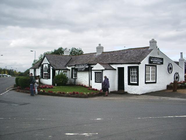 Old Blacksmiths Shop, Gretna Green
