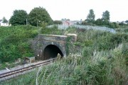 Road bridge over Paddington line