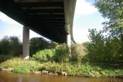 A69 Bridge over Haltwhistle Burn