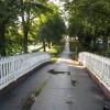 Cast Iron Footbridge