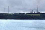 Coastline at Pwllcochran