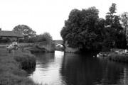 Radcot Navigation Bridge, River Thames