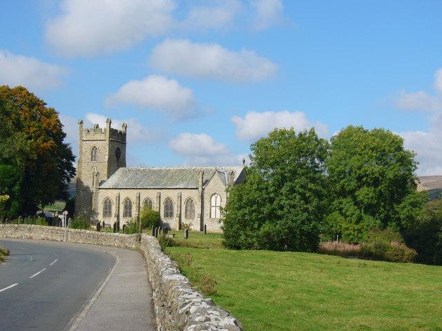 Church of the Virgin Mary, Langthwaite.