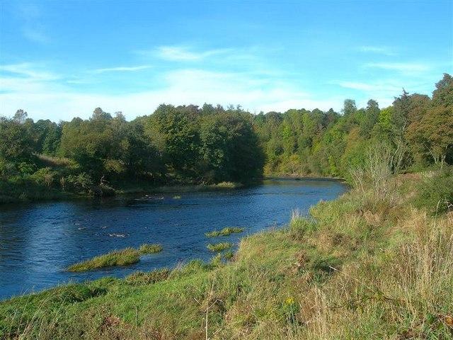 The River Ayr