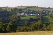 Bridford from the south