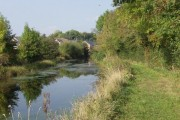 Montgomery Canal at Arddlin