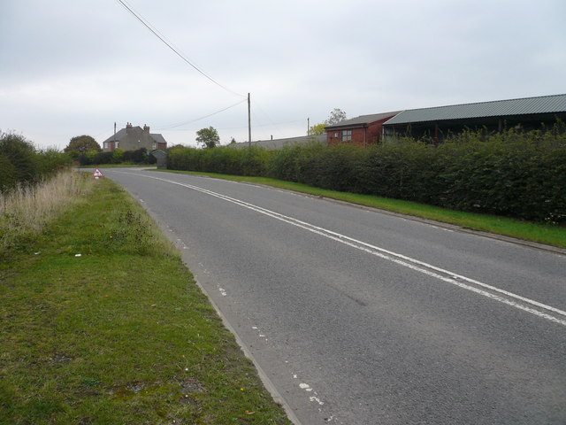Woodnook Farm - Moor Lane