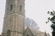 Eggbuckland: parish church of St. Edward