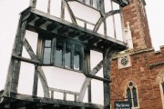 Exeter: the House That Moved