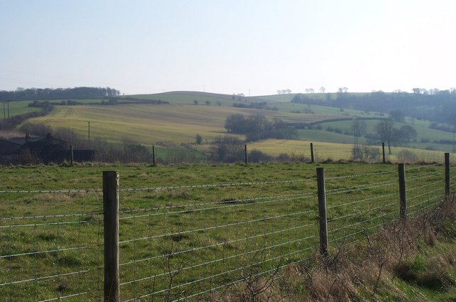 View over Royds Farm